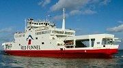 Red Funnel ferry from Southampton to East Cowes > Floating Bridge to West Cowes and Regatta Cottage is just a couple of minutes drive away.  Been on one in Oct. 2000.
