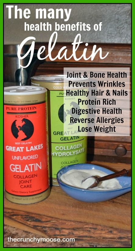 The Many Health Benefits of Gelatin