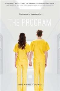 http://www.adlibris.com/se/organisationer/product.aspx?isbn=1442445815   Titel: The Program - Författare: Suzanne Young - ISBN: 1442445815 - Pris: 88 kr