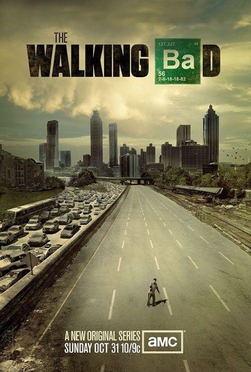 The walking bad…I really shouldn't laugh...