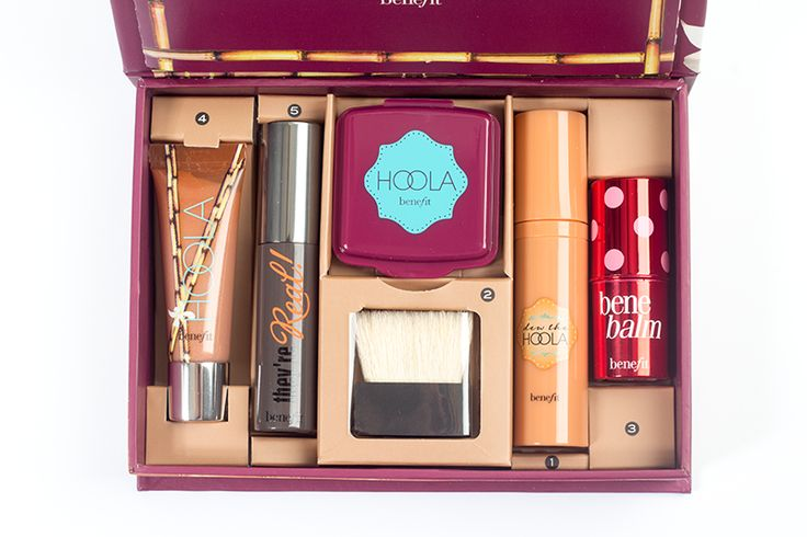 Benefit - To the HOOLA