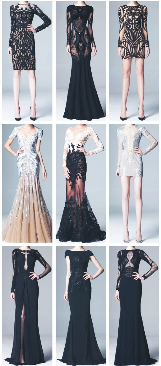 Oh my gaw... This guy is an artist (Zuhair Murad) I swear 90% of the gowns that make my jaw drop are from his collections. - Charlott Theory Fashion
