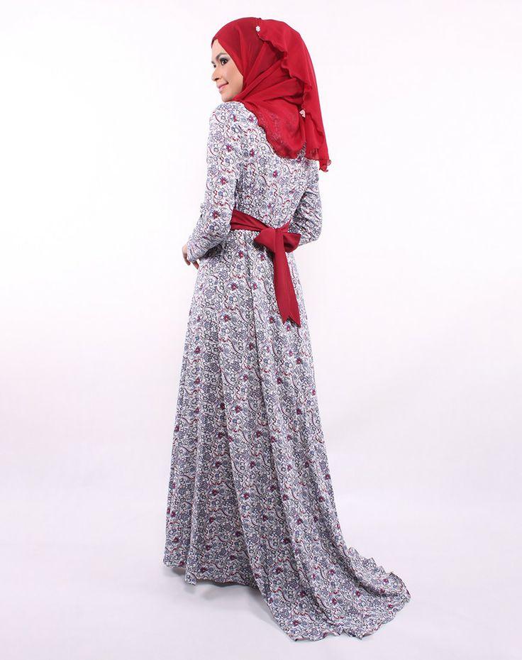 Edz maxi dress