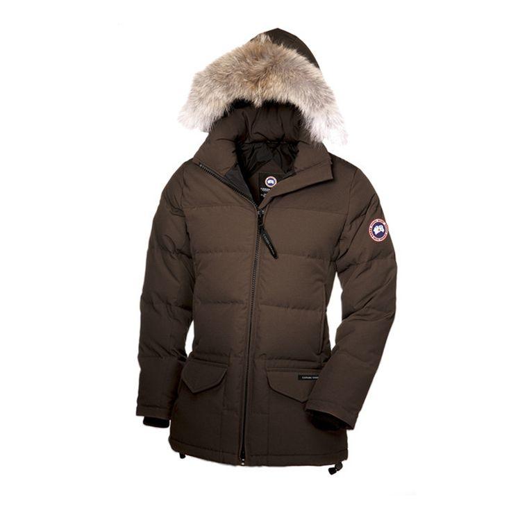 Canada Goose kids outlet discounts - Femme Canada Goose Parka on Pinterest | Parkas, Canada Goose and ...