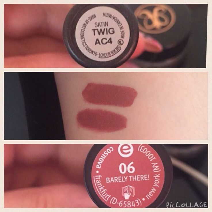 MAC Twig Dupe - Essence Barely There!