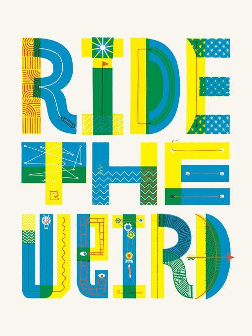 Jolby & Friends - Ride the Weird