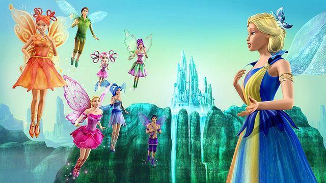 Barbie Fairytopia Magic of the Rainbow Official Stills 9