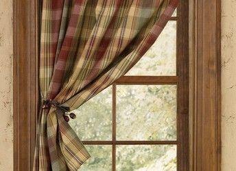 6 Beautiful Window Tier Curtains