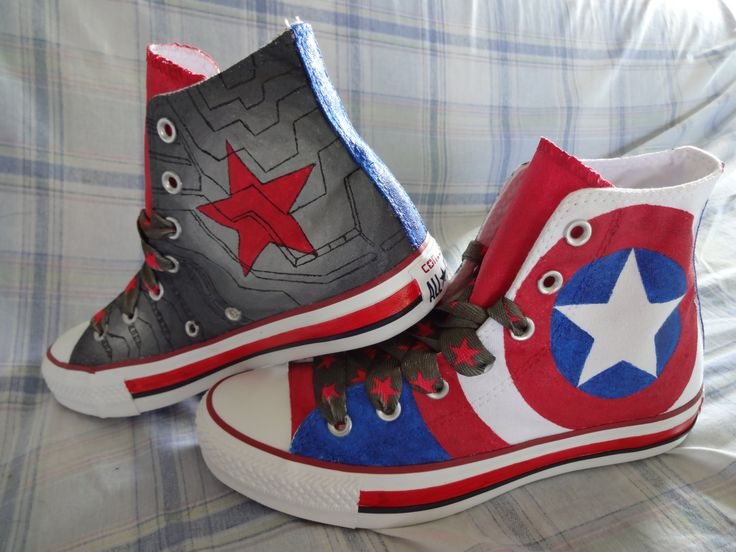 Popular items for winter soldier on Etsy