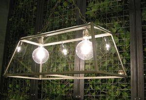 double suspension en verre serre à semis Chehoma decoclico