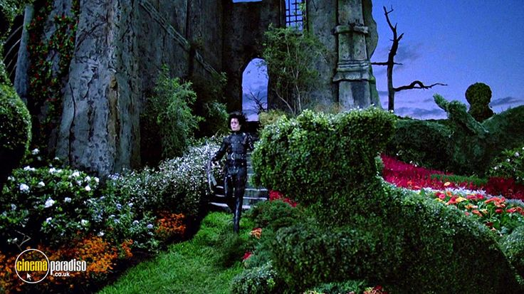 #Edward_Scissorhands is on our #Chrismas #Movie #LIst  Check it here: http://blog.cinemaparadiso.co.uk/13-films-to-watch-this-christmas/