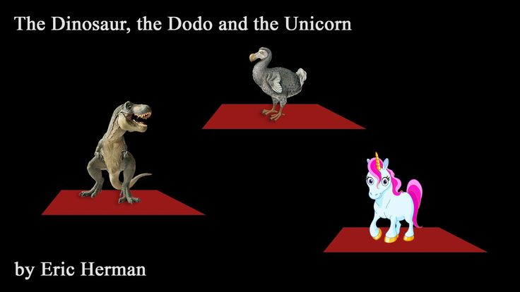 The Dinosaur, the Dodo and the Unicorn - Cool Tunes for Kids by Eric Herman