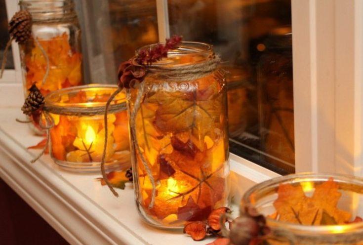 Alcune idee autunnali per decorare casa in pochi attimi e con poca fatica, che porteranno questa stagione e tutto il suo intenso fascino in casa vostra.