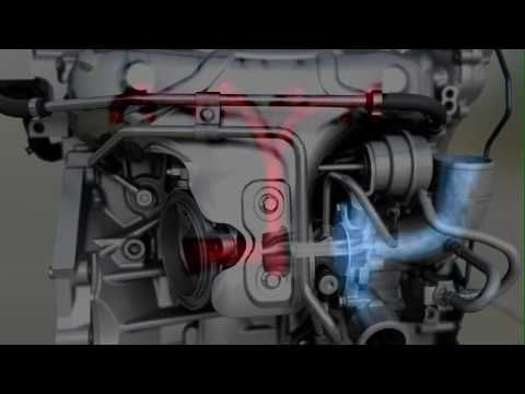 The New Ford Eco Boost engine, Amazing output!