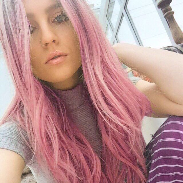 Do You Guys Think Pastel Hair Would Look Good With Dark