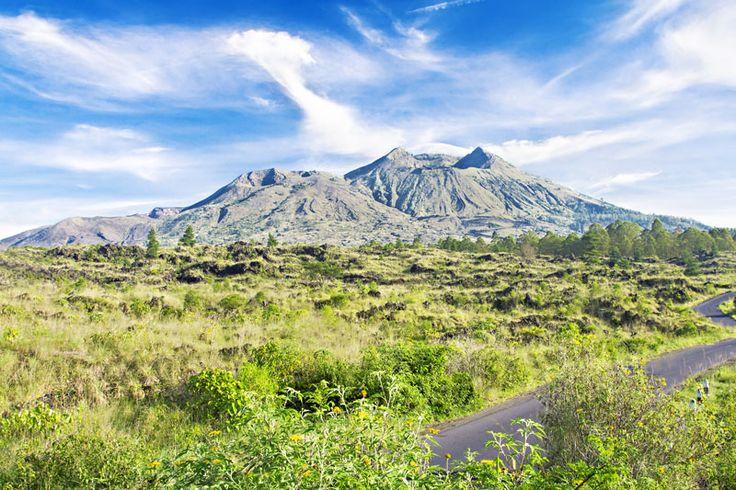 Mount Batur at morning