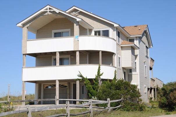 Nags Head Vacation Rental: Sunrise Serenity 370 | Pet Friendly Outer Banks Rentals