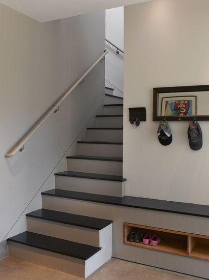 Park Street, Modern Staircase, San Francisco