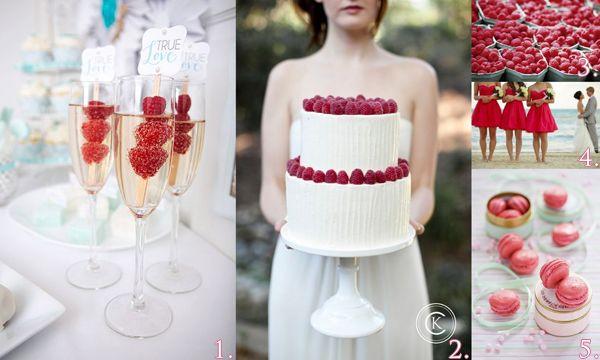 Ślub w odcieniu maliny - Blog Ślubny i Weselny - Wytwórnia Ślubów