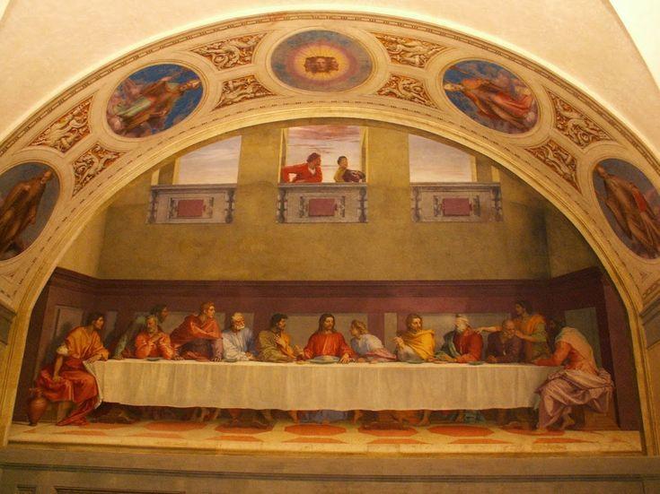 Utolsó vacsorák / Last Supper / Cenacolo