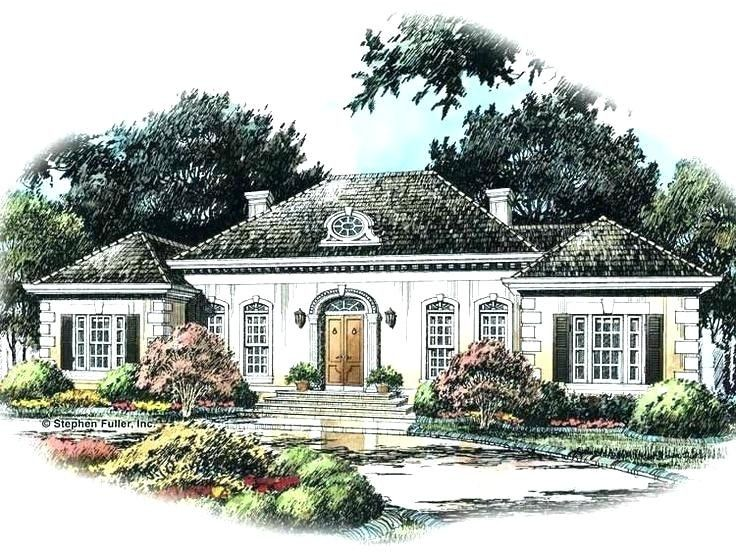Cute Small Cottage House Plans Inspirational E Of The Southern Living House Plans You Can P French Country House Plans French Country Style Country House Plans