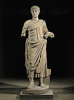 Emperor Valentinian I, the 65th Roman Emperor.