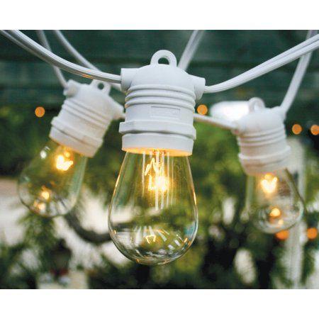 Fantado 10 Socket Outdoor Commercial Grade Patio String Light Set