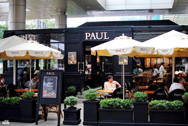 Paul Patisserie at Galeries Lafayette Jakarta