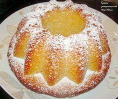 CRETE lemon cake -Κρήτη:γαστρονομικός περίπλους: Απλό κέικ λεμονιού με ελαιόλαδο