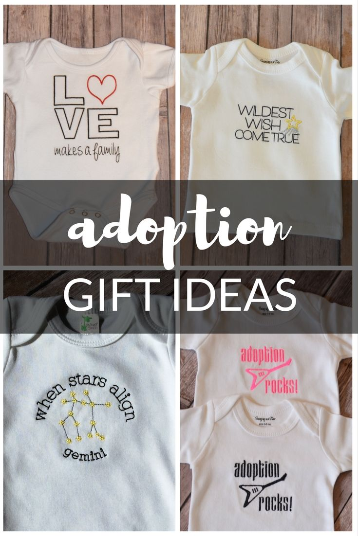 Baby Gift Ideas For Adoption : Ideas about adoption gifts on