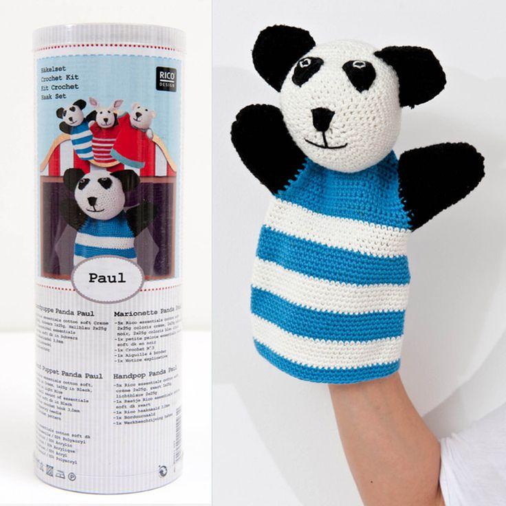 16 best rico design marque de laine allemande images on - Doudou facile a realiser ...