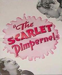 wiki scarlet pimpernel  film