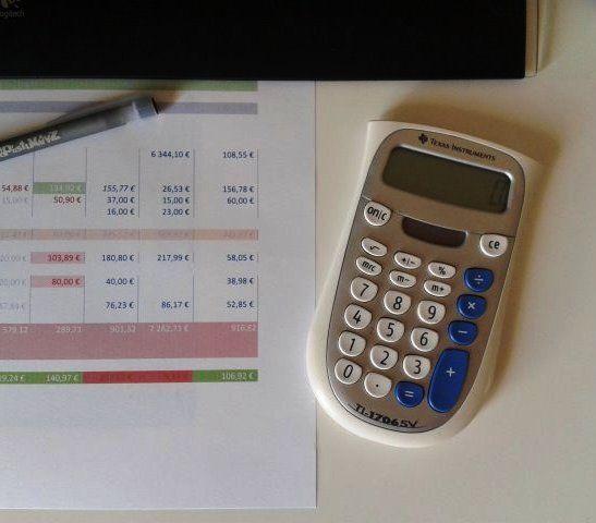 A télécharger : un modèle pour faire son budget - Confessions d'une accro du budget