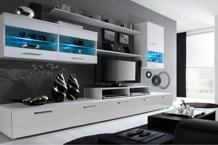 Conjunto de móveis de sala modelo Alfa ou Beta desde 399€