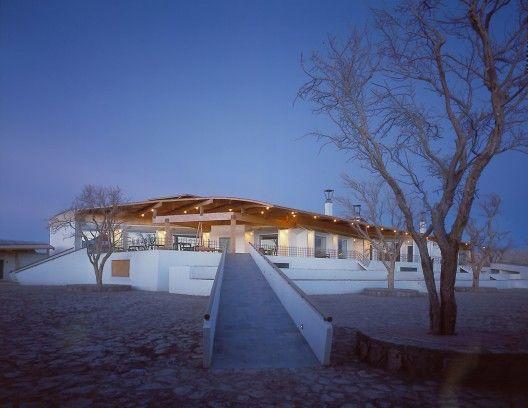 Hotel en San Pedro Architect German del Sol - San Pedro de Atacama, Chile
