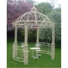 metal gazebo - Google Search  http://gazebokings.com/