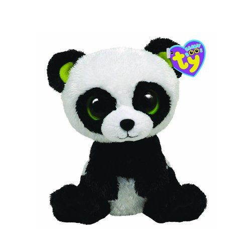 Official product from Ty's NEW Beanie Boos Collection Look for the familiar heart-shaped tag that means you've purchased an authentic Ty product Handmade with the finest quality standards in the industry