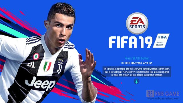 FIFA 19 PS3 PKG – NPEB02258 - people-health | download games