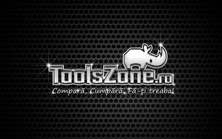 ToolsZone.ro - Logo 2014 black