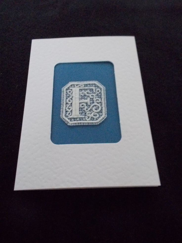 Greeting card of Belgian Lace by ItstheGirlthing on Etsy