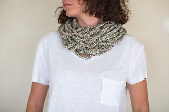 Crochet Neck Warmer , Crochet shawl, Wrap
