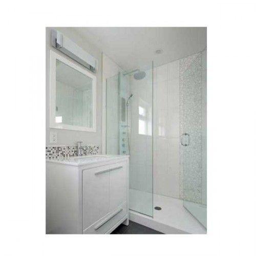 1000 id es sur le th me salle de bains avec parquet sur for Petite salle de bain blanche