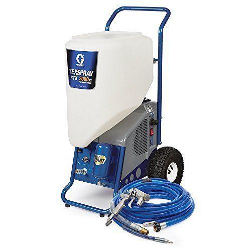 #airtoolsdepot Graco 17H573 TexSpray RTX 2000PI Texture Sprayer from Graco, Inc: We are happy to stock the fantastic Graco 17H573 TexSpray…