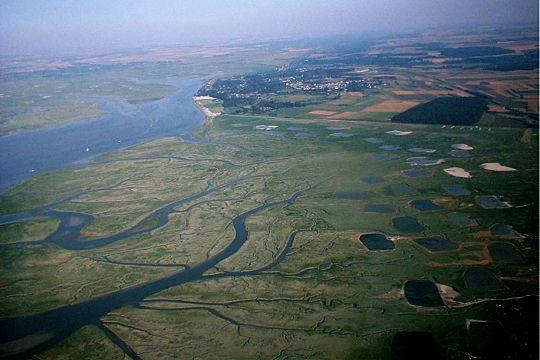 Baie de Somme l'une des plus belles baies du monde