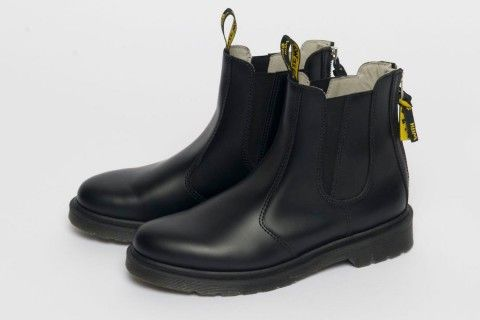 Dr. Martens & Y's Come Together for Chelsea Boot Collaboration