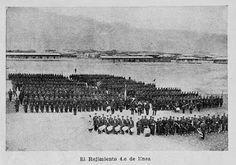 Relatos de Guerra: Soldados de Chile en la Guerra del Pacìfico: EL 4º DE LINEA