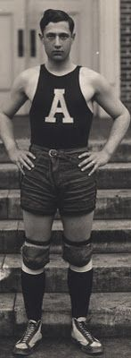 Olde Timey Athletic Gear! Roll Tide!: Grandfather Wore, History Passion, Timey Athletic, Bsc Athletics, Alabama Archives, Mens Halloween, Olde Timey
