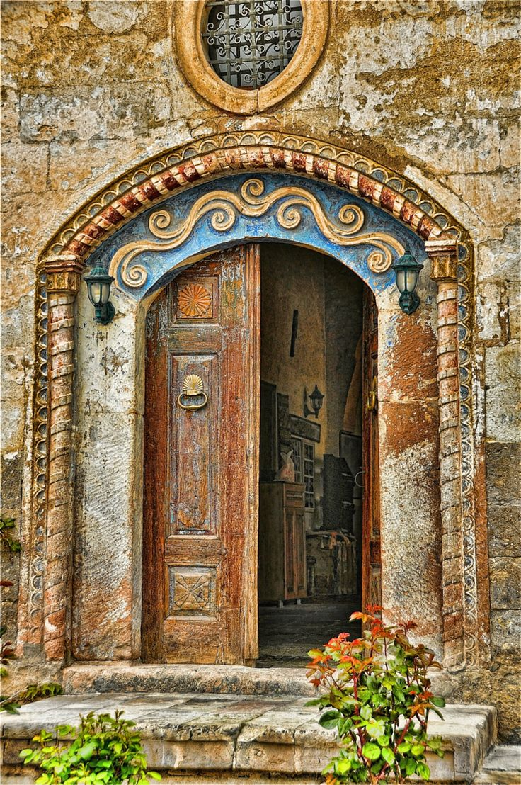 Photograph Door, Greek House Hotel, Mustafapasa; Cappadocia by John Gafford on 500px