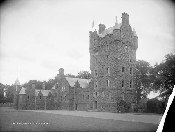 Castle, Ballymena, Co. Antrim