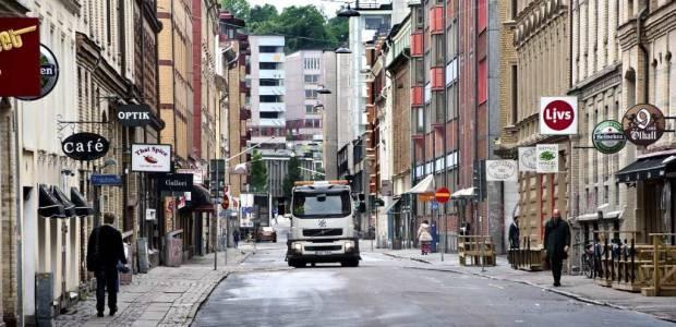 Andra långgatan, Göteborg